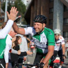 Stichting Rotterdam Fund Racers haalt € 288.964,- op voor Alpe d'HuZes