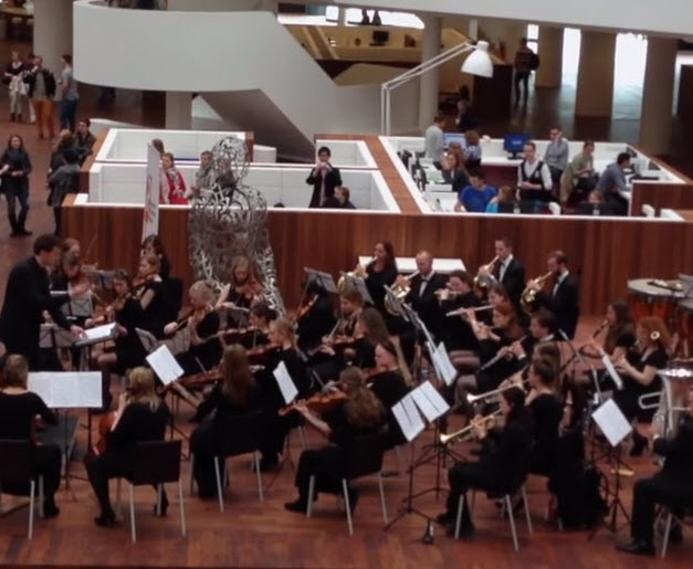 Zomerconcert Rotterdams Studenten Orkest