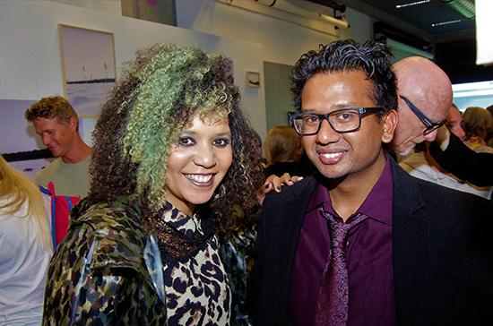 Winish Chedi geslaagd! plus zijn fotoreportage Boothstock Festival