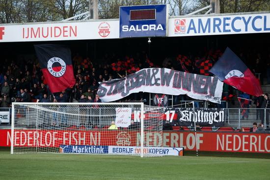 Excelsior Rotterdam kijkt vooruit naar het nieuwe seizoen