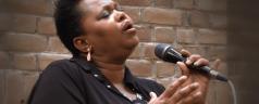 Traditionele jazzkerkdienst in Pro Rege