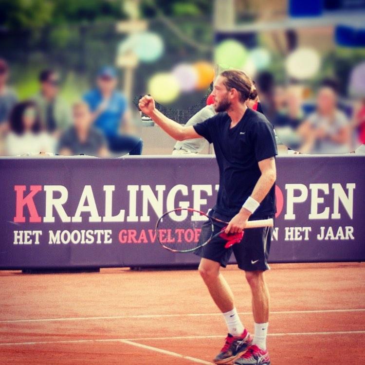 Kralingen Open tennis toernooi wederom volle bezetting