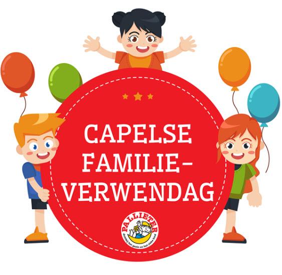 Capelse Familie Verwendag komt eraan!