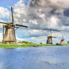 Tijdens de zomervakantie extra afvaarten naar UNESCO Werelderfgoed Kinderdijk!