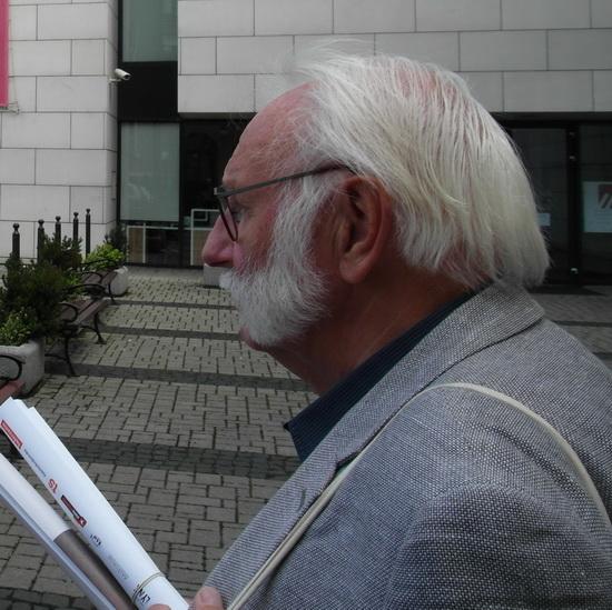 Kralingse kunstenaar ontvangt Poolse tekenprijs