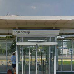 Dode bij steekpartij metrostation Capelsebrug