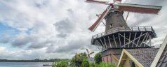 De Ster molen wint prijs bij BankGiro Loterij Molenprijs
