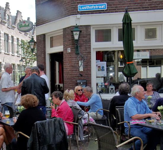 Eetcafé De Steek gaat sluiten