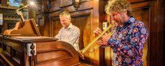 Eric Vloeimans & Hayo Boerema in Sint Lambertus