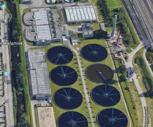 Drijvend zonnepark in Rotterdam (Kralingen) op komst