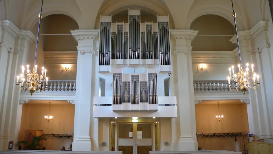 Concert 'Bach, Meesters en gezellen' in de Hoflaankerk