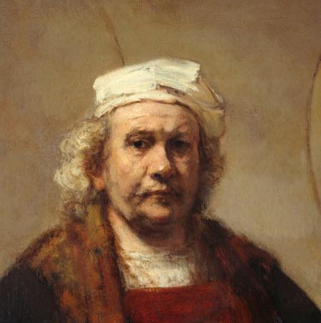 Rembrandt: de verbeelder van de mens