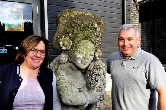 Brexit in Kralingen – David en Marie-Clare wachten ook af