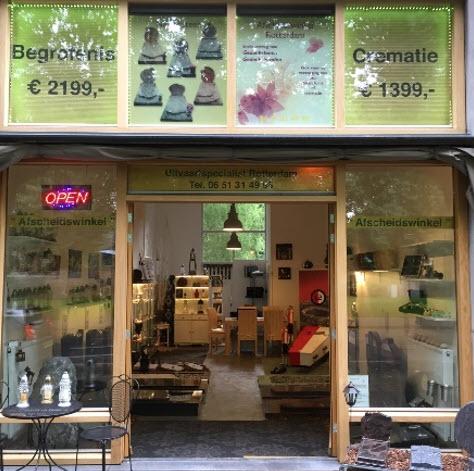 Afscheidswinkel Rotterdam: Een Persoonlijke Aanpak