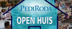 Open huis avond bij pedicure opleider Pediroda in Rotterdam