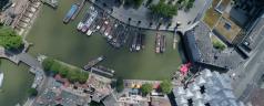 De Oude Haven van Rotterdam in Verborgen Verleden van Nederland
