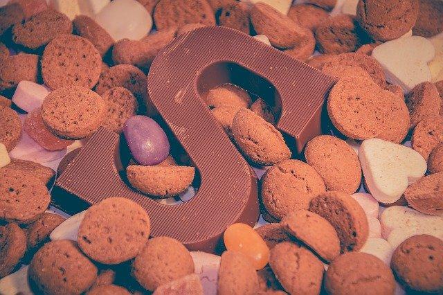 Sinterklaas heeft Chocoladeletter Fabriek in winkelcentrum Binnenhof