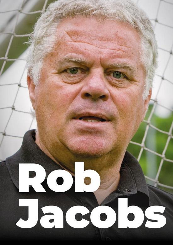 Rob Jacobs signeert bij Boekhandel Snoek