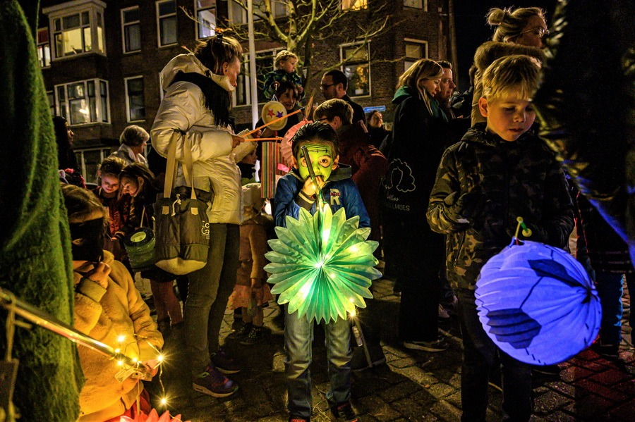 Winterfair Lusthofstraat