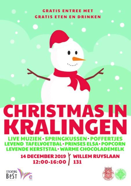 Christmas in Kralingen 2019