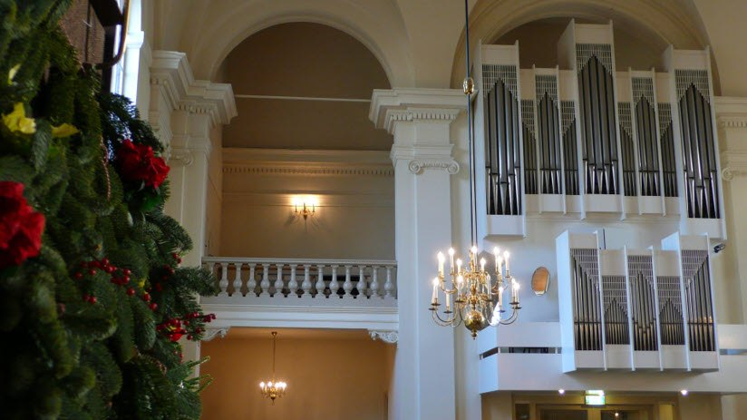 Hoflaankerk 2e Kerstdag: bijkomen met muziek!