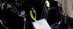 Zontians halen € 9000 op met tassenverkoop voor het goede doel