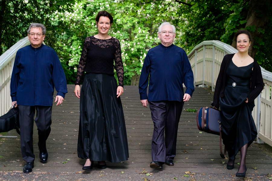 Het Daniel Kwartet speelt de strijkkwartetten van Beethoven
