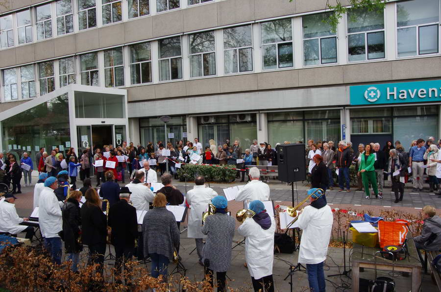 Poliklinieken Havenziekenhuis ook dicht