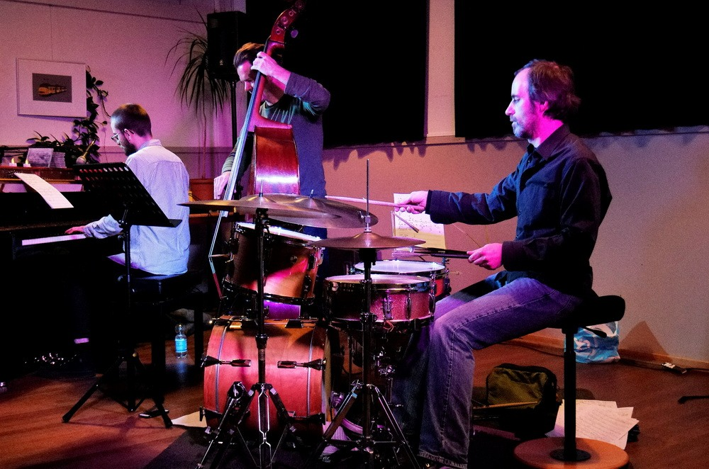 Jazz in Crooswijk in 2020 10 jaar!