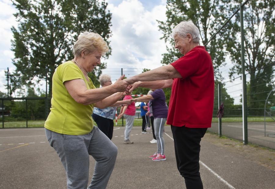 Speciaal voor senioren: hoe fit bent u?