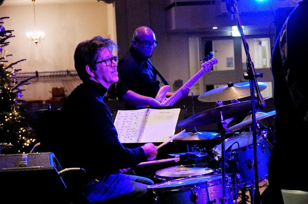 Muzikaal feestje in Hoflaankerk