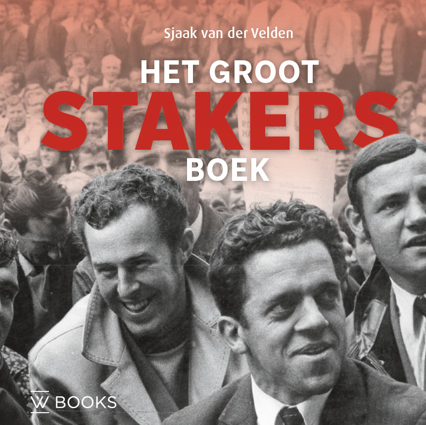 Presentatie Het Groot Stakers Boek in Boekhandel Snoek