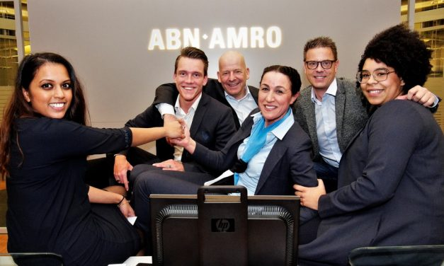 Goodbye ABN AMRO …