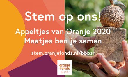 Stem op Rotterdams project dat kans maakt op Appeltje van Oranje!