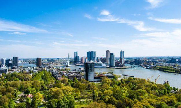 Songfestival seizoen officieel afgetrapt in gaststad Rotterdam