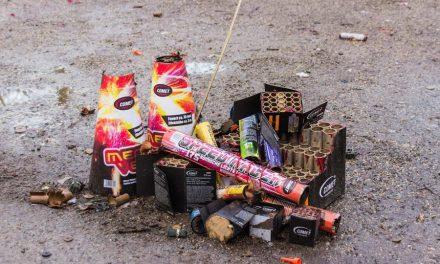 Vuurwerkverbod in Rotterdam een feit