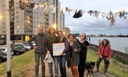 Schoon De Esch, verslingerd aan plastic, organiseert fototentoonstelling 'de oogst van 2019'