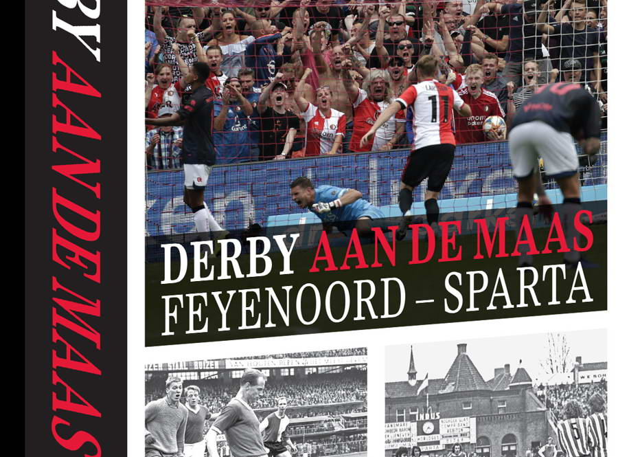 Boekpresentatie Derby aan de Maas in Boekhandel Snoek