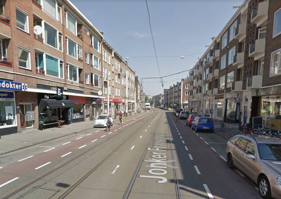 Jonker Fransstraat veilig en groen?