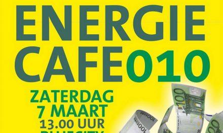 Energiecafe010 – zaterdag 7 maart 2020 – Bluecity010