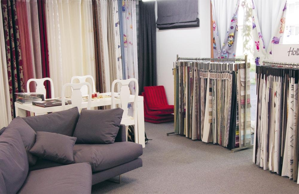 Gordijnen en stoffen specialist, kledingreparatie en stomerij