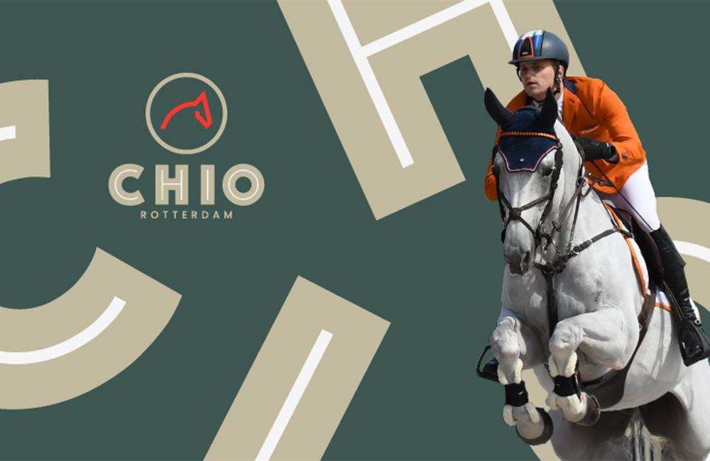 CHIO Rotterdam van 1 t/m 4 juli 2021