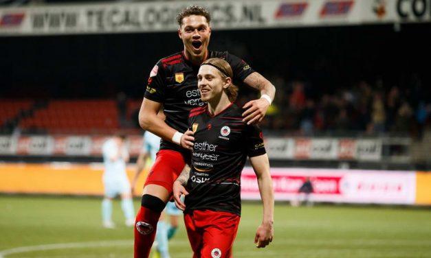 Excelsior Rotterdam is vierde periode goed begonnen