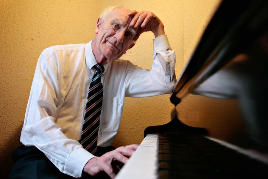 Pianist Piet Veenstra overleden