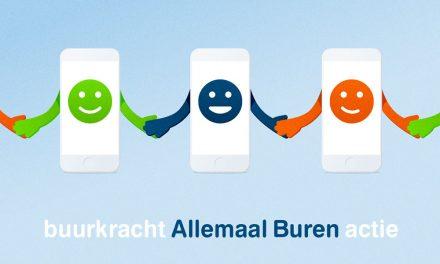 Stichting Buurkracht verbindt alle buren in Nederland