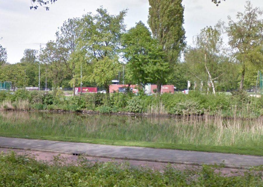 Dode man gevonden in kanaal vlakbij Kralingse Bos