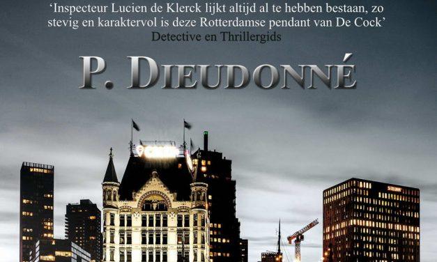 """Uitgeversvete in nieuwe detective van de """"Rotterdamse Baantjer"""""""