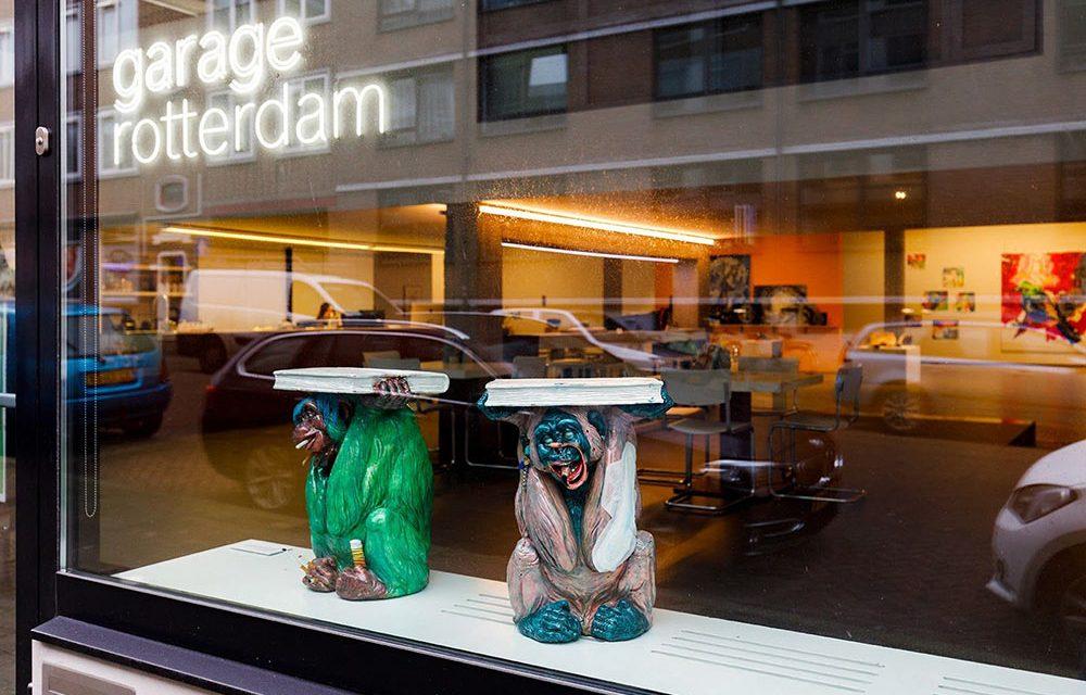 KUNST in tijden van CORONA bij Garage Rotterdam
