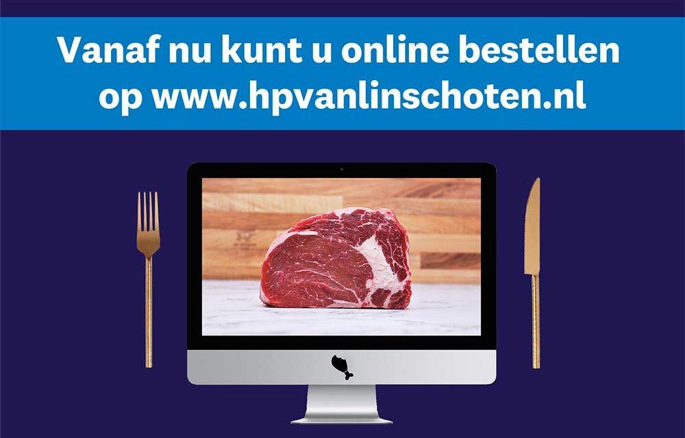 Mededeling Keurslager H.P. van Linschoten