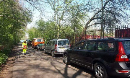 Maatregelen tegen drukte milieuparken